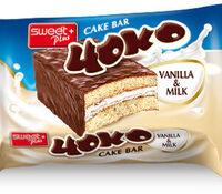 4OKO VANILLA AND MILK WITH COATING - Product