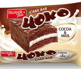 4OKO COCOA AND MILK WITH COATING - Product