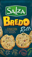 SALZA BREDO ROLLS EINKORN AND SEEDS - Product