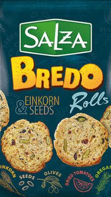 SALZA BREDO ROLLS EINKORN AND SEEDS - Продукт - en