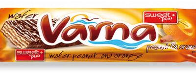 VARNA WITH PEANUT CREME AND ORANGE - Product