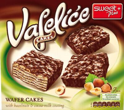 VAFELIĆE WITH HAZELNUTS - Product