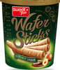 Wafer rolls with hazelnut filling - Product