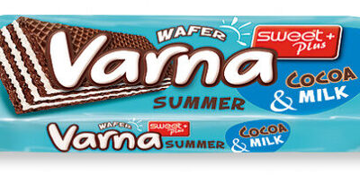 VARNA SUMMER WITH MILK CREME - Product