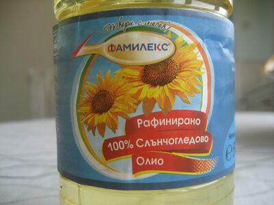 Рафинирано 100% слънчогледово олио - 3