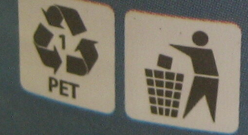 Рафинирано 100% слънчогледово олио - Instruction de recyclage et/ou informations d'emballage - bg