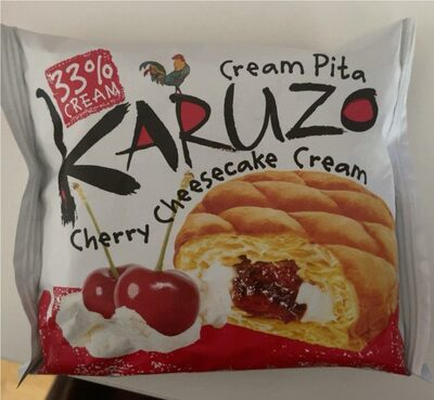 Karuzo Cherry Cheesecake Cream - Продукт - bg