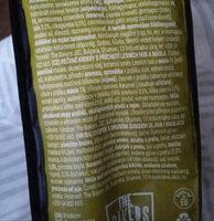 Bruschetta Forest Mushrooms&Butter - Složení - cs