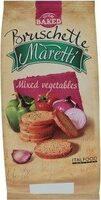 Maretti oven baked Bruschette chips - Производ - sr