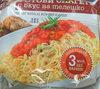 Готови спагети с вкус на телешко - Продукт