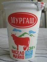 Кисело мляко - БДС 3,6% - Produit - bg