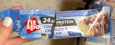 protein bar - Product - fr