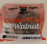 Cacao nibs walnut - Product - fr