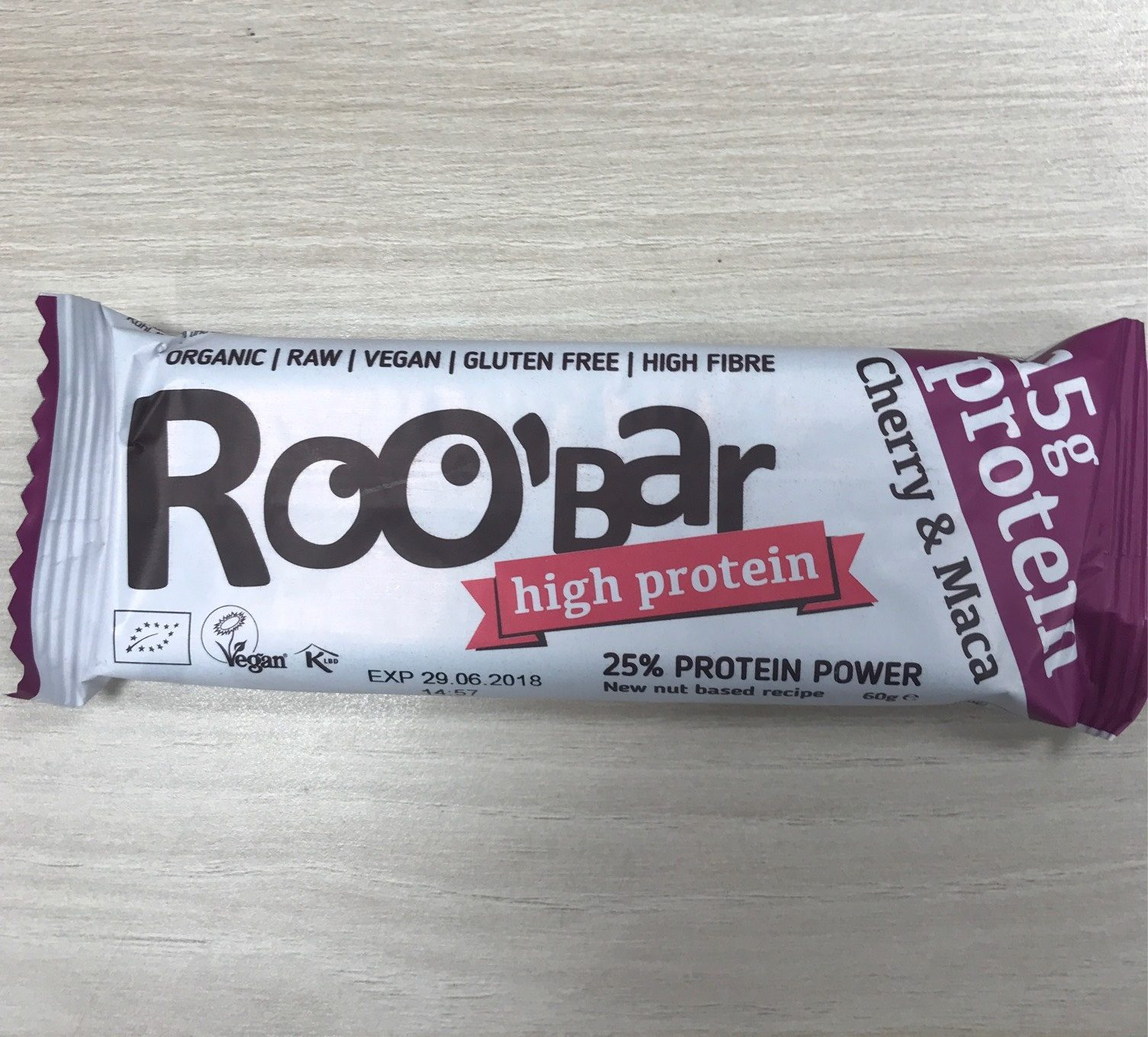Roobar, Cherry - Product - fr