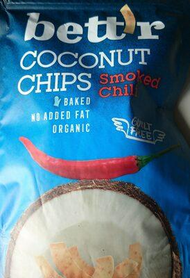 Coconut chips - Product - en