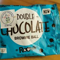Double chocolate brownie ball - Product - en