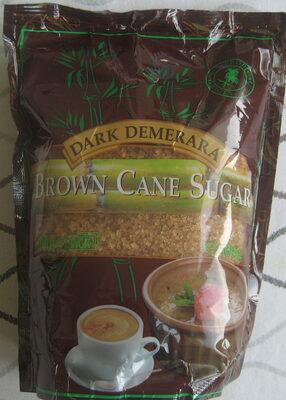Кафява тръстикова захар - Product - en