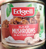 Sliced Mushrooms in Butter Sauce - Product