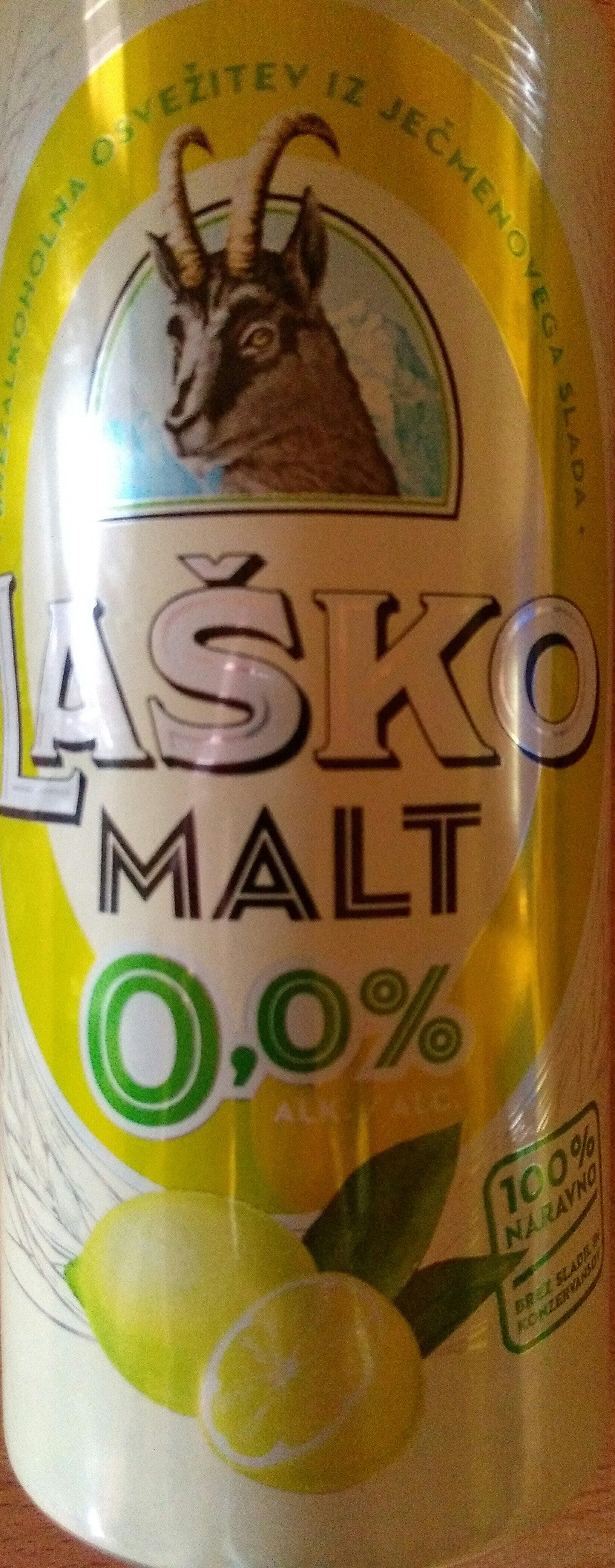 Laško MALT LIMONA • LEMON - Product - sl