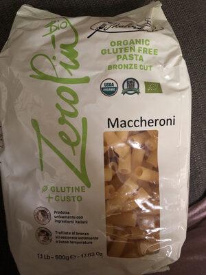 Maccheroni, organic - Product - en