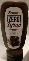 Zero syrup - Product - fr
