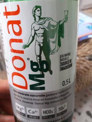 donat mg - Produit