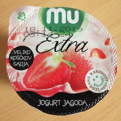 Sadni jogurt jagoda - Product