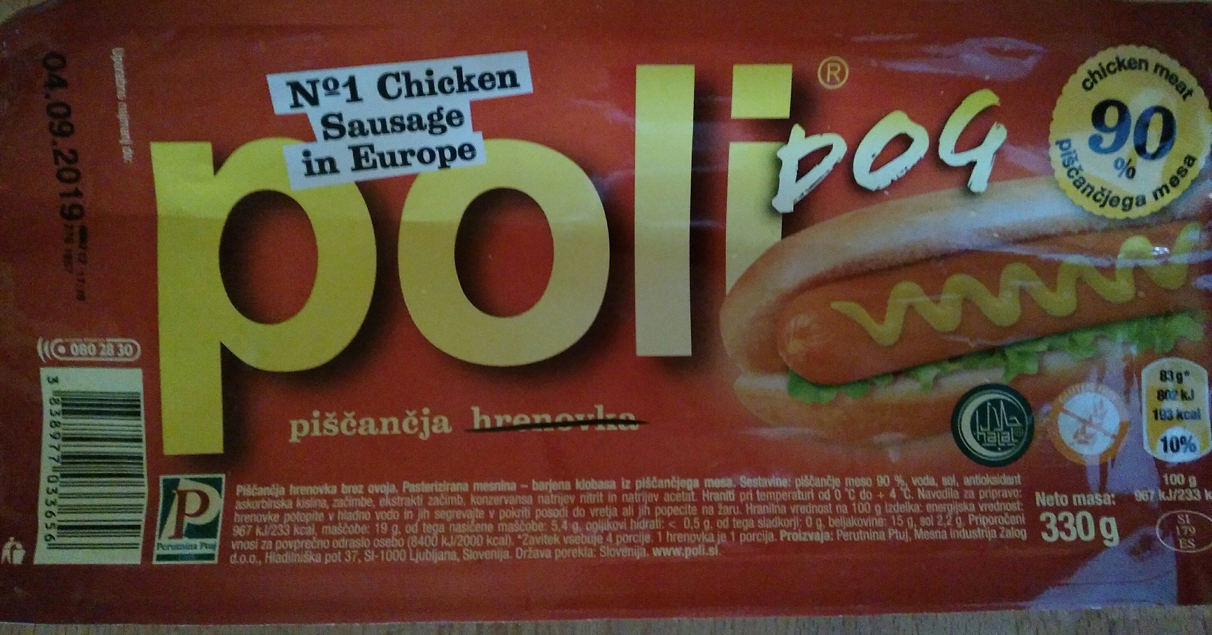 poli DOG - Product - sl