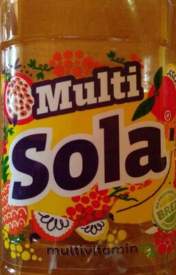 Multi Sola multivitamin - Product - sl