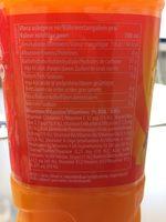 Multi Sola multivitamin - Informations nutritionnelles - fr