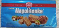 Kras Napolitanke Nougat Wafers - Produto - fr