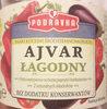 Ajvar łagodny - Produit