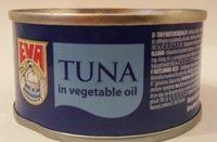 Tonhal növényi olajban - Produit - hu