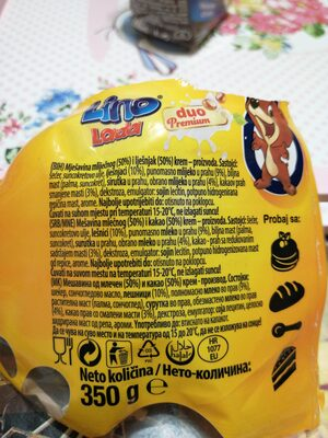 Lino Lada Duo Premium - Ingredients - en