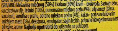 Linolada - Ingrédients - sr