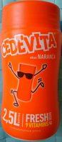 Cedevita   (okus NARANDŽA) - Производ - sr