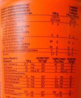 Cedevita   (okus NARANDŽA) - Nutrition facts - sr