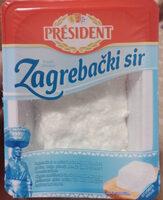 President-zagrebački sir - Product - hr