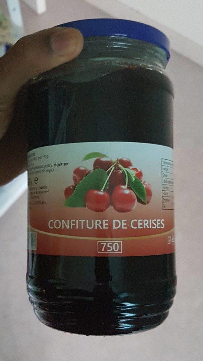 confiture de cerise - Product