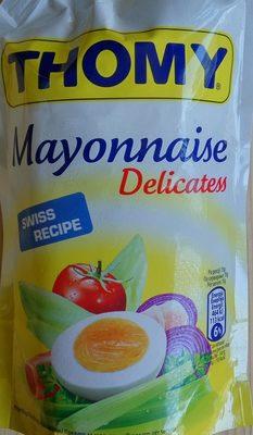 Mayonnaise delicatess - Product - sr