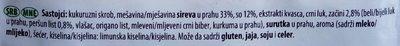 C ideja za Makaroni 4 sira - Ingredients - sr