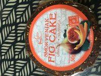 cake de figue - Ingredients