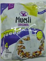Muesli with 4 types of seeds - 产品 - zh