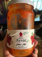 Ayvar - Produit - fr