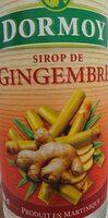 Sirop de gingembre - Produit - fr