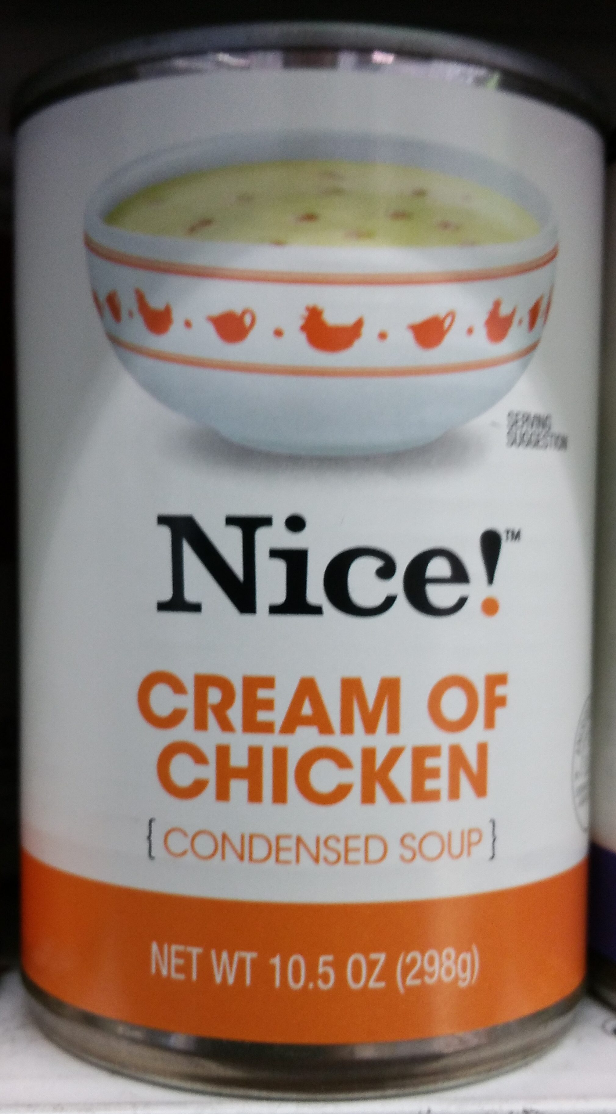 Nice! Cream of Chicken Soup - Product