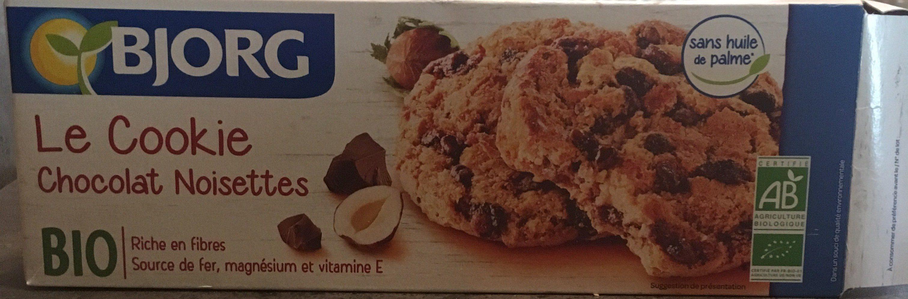 Le cookie chocolat noisette - Product