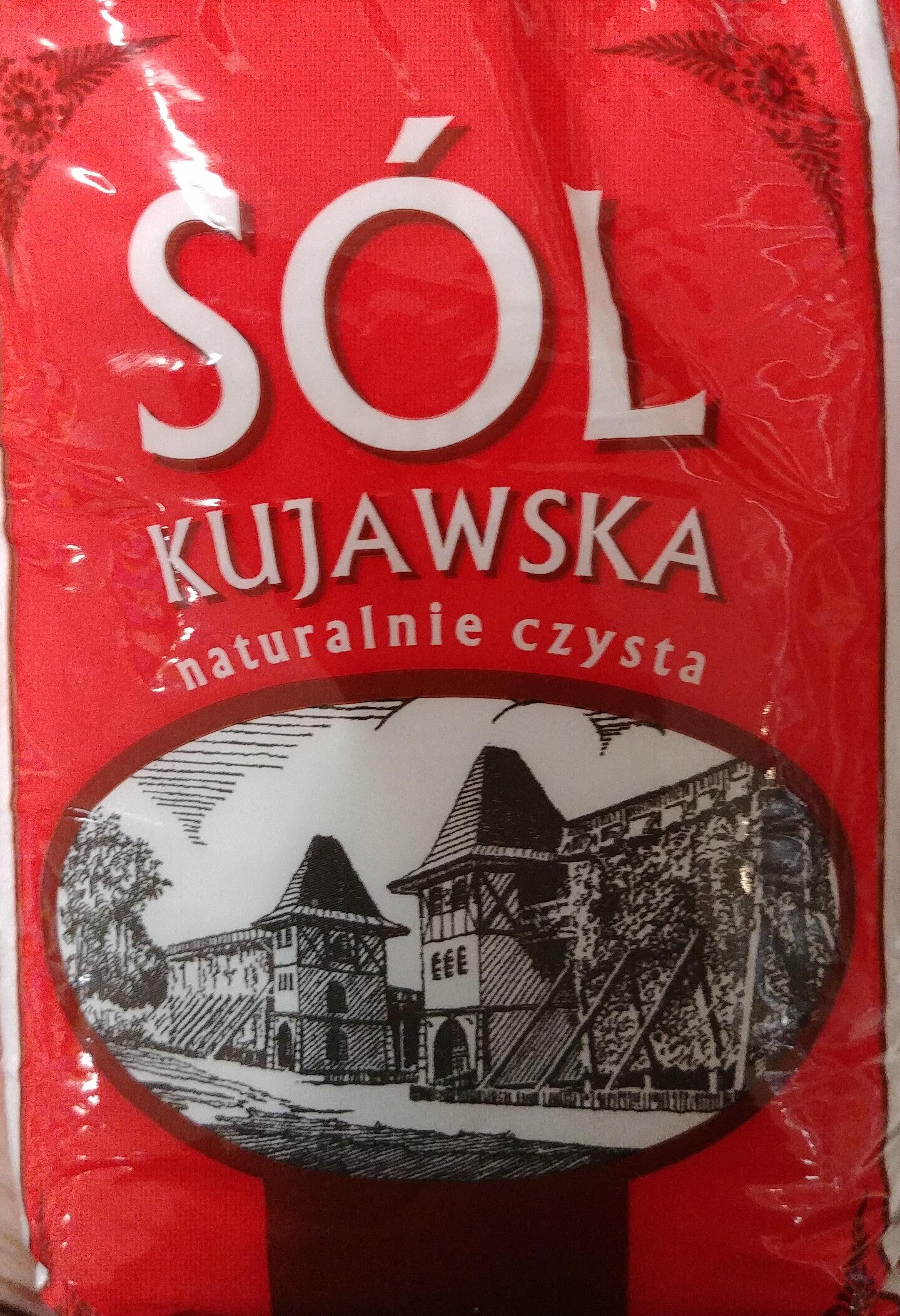 Sól Kujawska - Produkt - pl