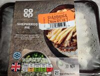 Shepherds pie - Product - en