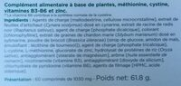 Inovance Hepactiv 60 Comprimés - Ingrédients - fr